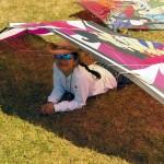 TK loves Bazzer kites
