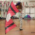 Flying indoors at Windless